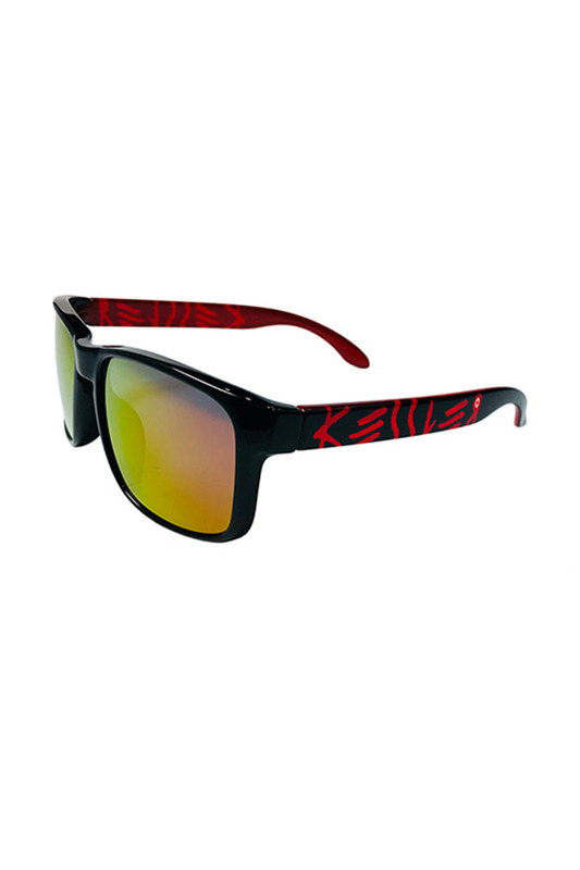 [Kessler Eyewear] SPRIT BK_RED